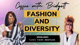 """Coffee With Bridgett and special guest """"Nancy Volpe- Beringer"""