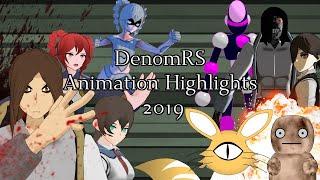 Animation show reel 2019 - DenomRS