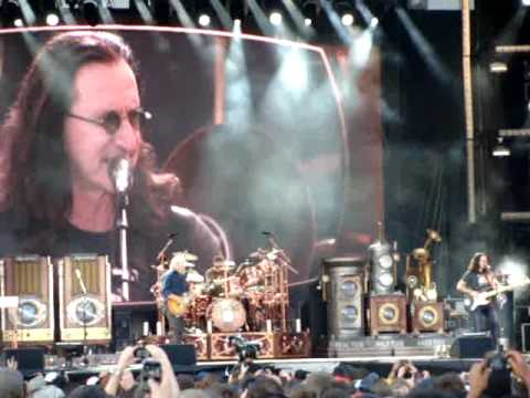 Rush opens Time Machine show @ Ottawa Bluesfest--The ...