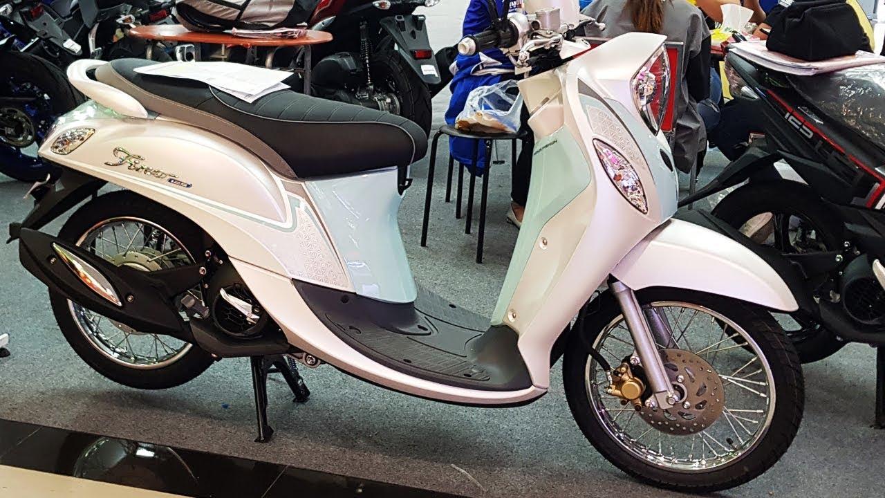 Yamaha Fino 125 รุ่น Standard