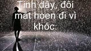 Chờ Ngày Mưa Tan- Noo Phước Thịnh Lyrics
