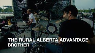 The Rural Alberta Advantage | Brother | CBC Music Festival