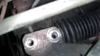 ауди80 б4 Замена пыльника рулевой рейки(, 2014-03-02T07:32:31.000Z)