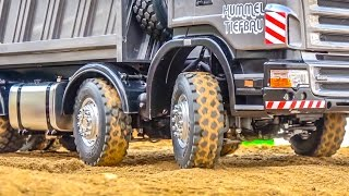 RC trucks & construction machines! Scania, Mercedes Actros, Liebherr & more!