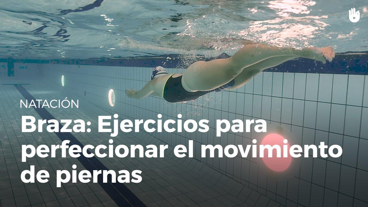 Nadar a braza adelgazar rapido