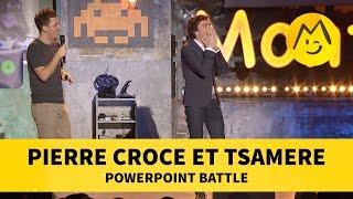 Pierre Croce et Tsamere - PowerPoint Battle