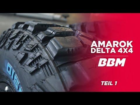 LET´S BUILD A MONSTER!! #BBMAmarok Teil 1 By BBM