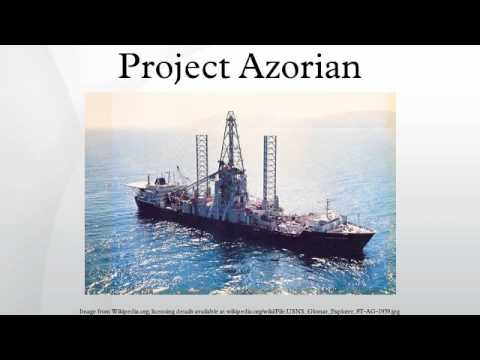 Find A Code >> Project Azorian - YouTube