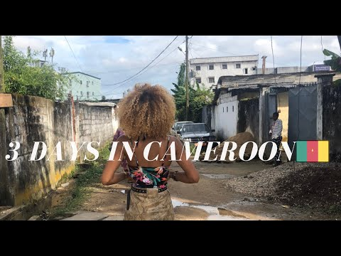 3 DAYS IN CAMEROON ( DOUALA) 🇨🇲