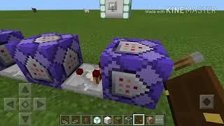 Cara membangun rumah dengan command block