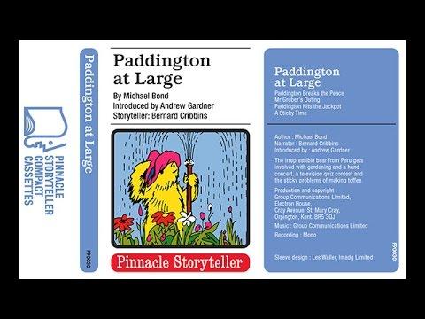 Paddington at Large read by Bernard Cribbins (1975)
