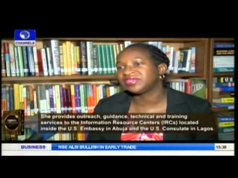 Channels Book Club: Analyst Speaks On Future Of Traditional Libraries, Books