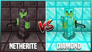 Die NEUE Nether Ausrüstung! Netherite vs. Diamant (Minecraft: 1.16 Update)