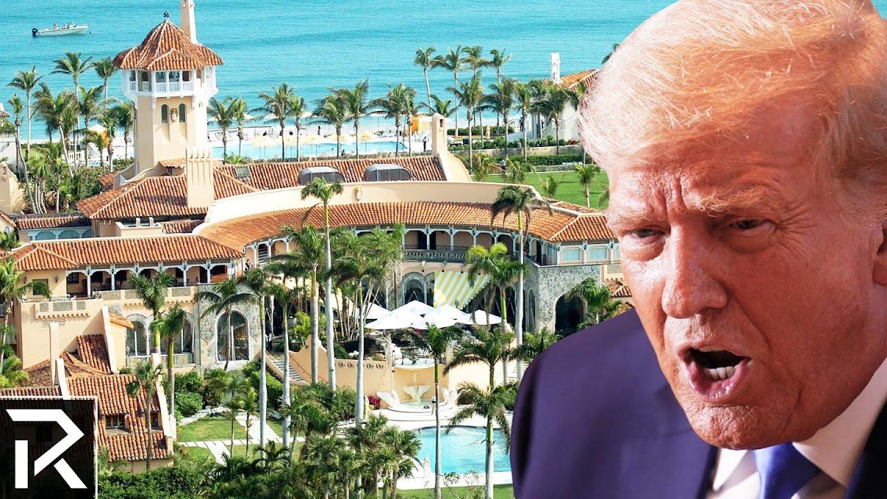 Inside Donald Trump's American Castle Mar-a-Lago