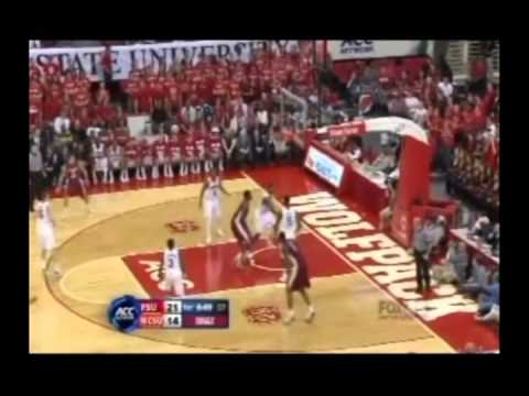 2011-12 Xavier Gibson Highlights