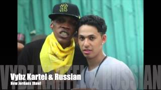 Vybz Kartel & Russian - New Jordans (Raw)