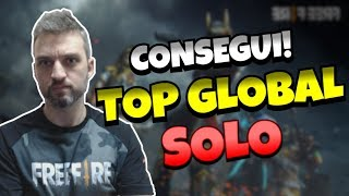 🔴 FREE FIRE AO VIVO MESTRE TOP GLOBAL SOLO (LIVE) É HOJE thumbnail