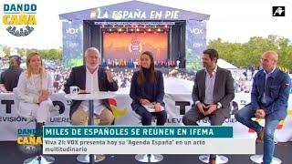 Europa contra el Globalismo: Giorgia Meloni, André Ventura y Buxadé con nosotros en Viva 21