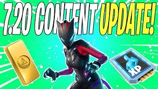 NEW MYTHIC NINJA, LYNX KASSANDRA! v7.20 Content Update Patch Notes | Fortnite Save The World News