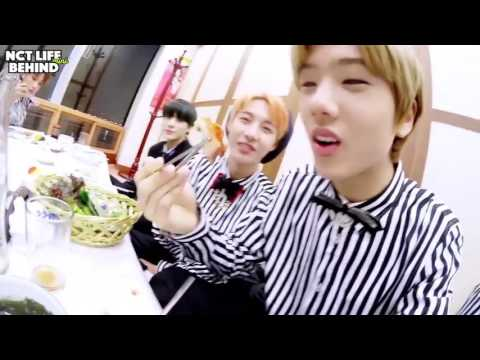 "[INDO SUB] 170411 NCT LIFE Mini From ""Bbukku Song"" Until ""Eating Sannakji"""
