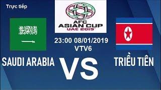 Trực Tiếp Bóng Đá - Việt Nam vs Iraq | Asian Cup 2019 | Ngày 8/1/2019