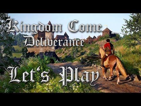 Let's Play Kingdom Come Deliverance - Story, Gameplay, Skills etc.: Das wichtigste zum Start des LPs