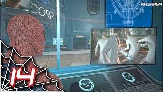 The Amazing Spider-Man (PC) walkthrough part 14 (Oscorp Bio Lab 1/2)