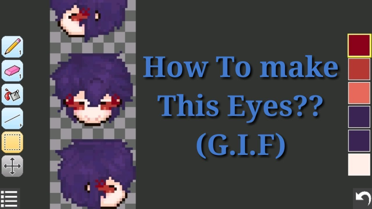 Tutorial on How To Do Flame/Fire Eyes in Graal Online Era