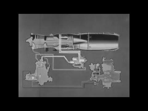 The J 57 Afterburner Engine 1964 Educational Documentary WDTVLIVE42 - The Best Documentary Ever