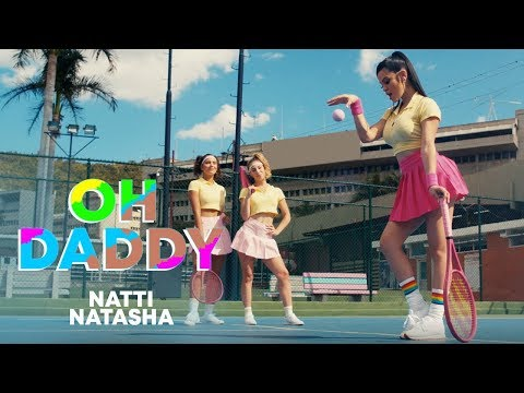 Natti Natasha - Oh Daddy (Video Oficial) | Pina Records