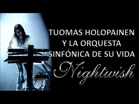 Tuomas Holopainen y su proyecto de vida - Nightwish