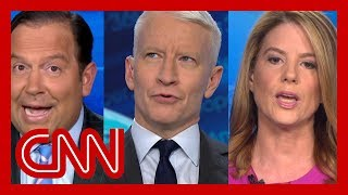 Cooper to former Trump adviser: Really? Wow.