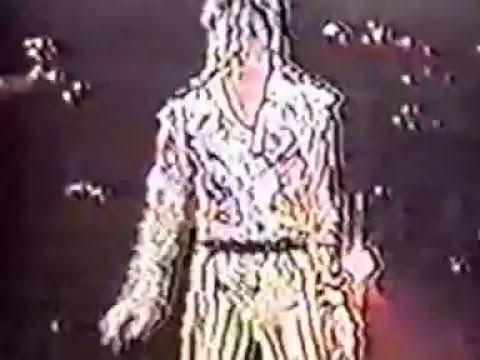 Michael Jackson - HIStory Tour Moscow, Russia September 17, 1996 - Amateur Video (Incomplete)