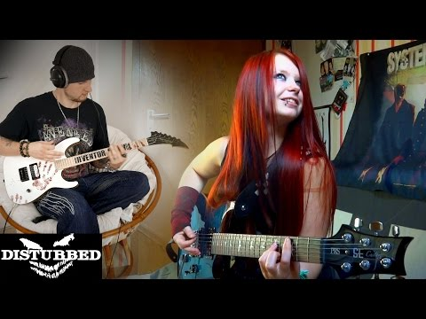 DISTURBED - Down With The Sickness [GUITAR COVER] [INSTRUMENTAL COVER] by Jassy J & DeSade