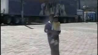 Junior Klan - San Jose Aztatla Tlaxcala - Baile de mañanitas 2007 parte 0 LLEGADA