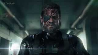 Metal Gear Solid V: The Phantom Pain (Quiet Theme + Sins of The Father)