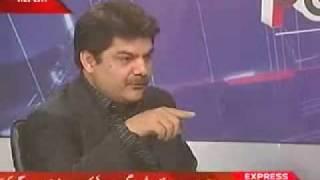 Pakistan TV-show - Kalima Shahada erased from Ahmadiyya Muslim mosque 2/2