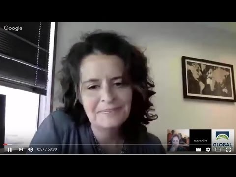 Magnificent Leader and Global Chamber Broadcast -  Featuring Meredith Wilson