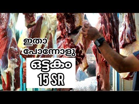 Camel Meat Just 15 Riyal @ Jeddah - 100% High Fat