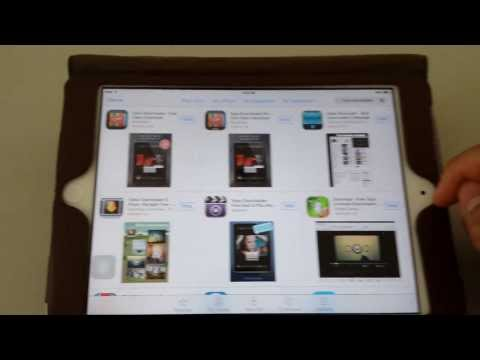 how to download FREE movies on ipad iphone