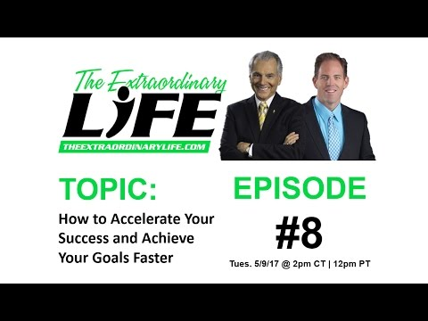 Episode 8 - Accelerate Your Success