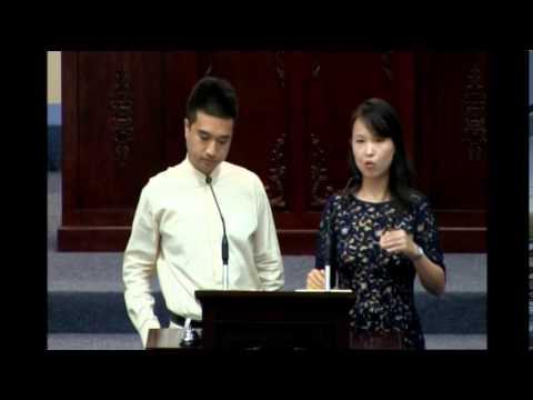 真耶穌教會 尋找,體驗神 Finding God in TJC - Br Liu Yang and Sis Tsai I-Hsuan