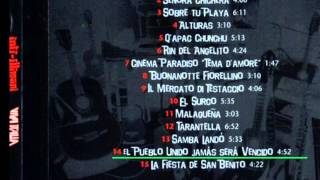 El Pueblo Unido-Inti Illimani-Viva Italia