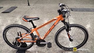 2015 KTM Wild Cross 24 Kid Bike - Walkaround - 2015 Salon du Velo de Montreal