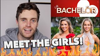 Meet The Bachelor Contestants! (2019)