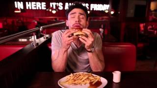 Banned TGI Fridays TV Ad