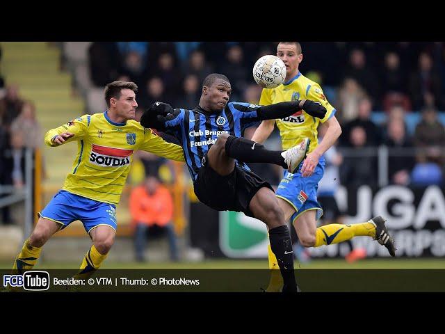 2014-2015 - Jupiler Pro League - 30. VC Westerlo - Club Brugge 1-3