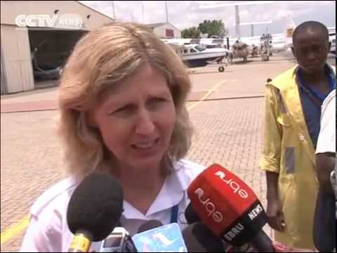 Kenya Baby Satrin Airlifted to Nairobi for Treatment