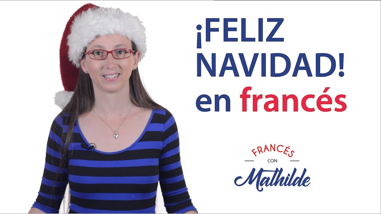 Feliz Navidad En Francés