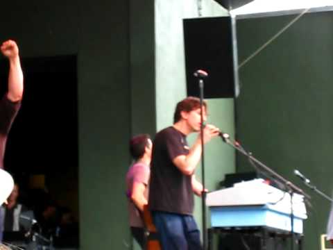 They Might Be Giants - Alphabet Lost and Found (2009-07-11 - Prospect Park - Celebrate Brooklyn!)